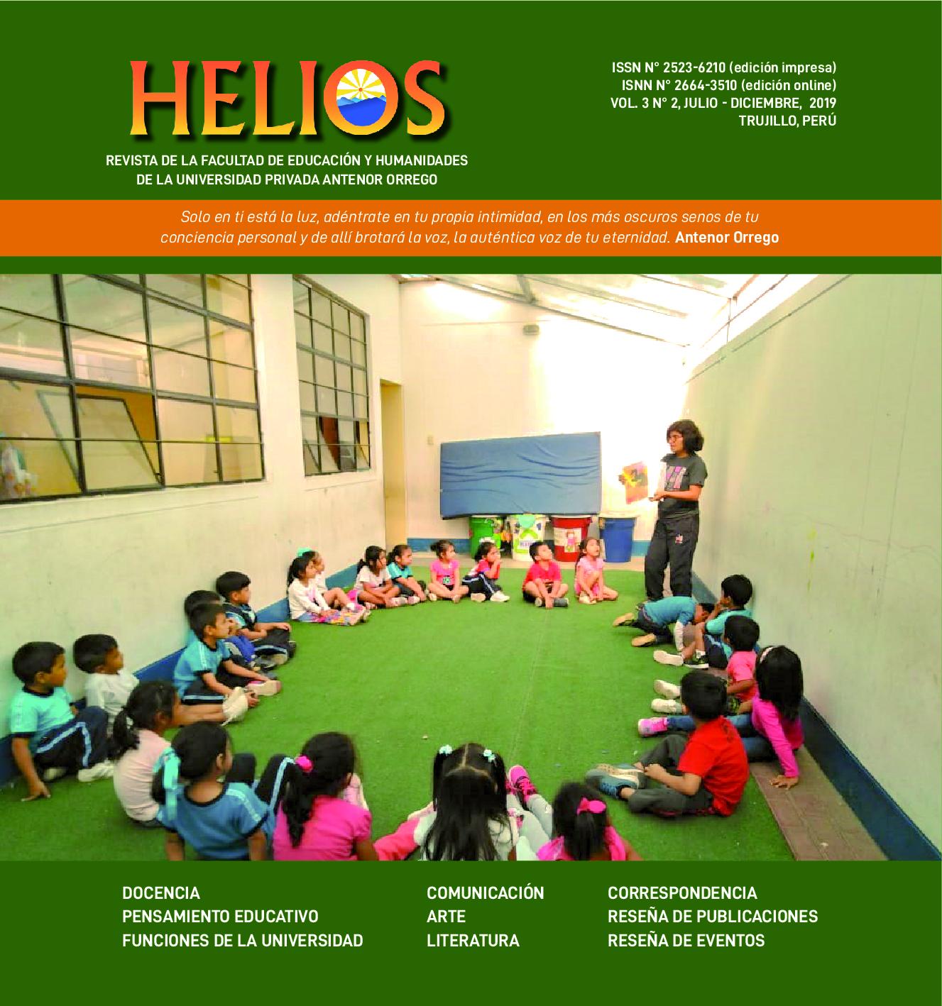 HELIOS VOLUMEN 3 N°2
